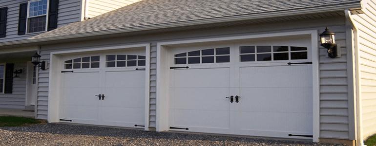 New garage doors in Iowa City IA