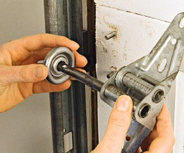 rollers replacement in garage door repair iowa city ia